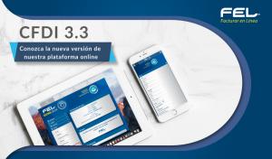 Migra a la nueva facturación electrónica 3.3